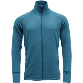 Devold Nibba Jacket Men blue melange